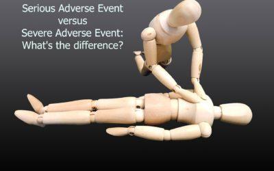 GCP Thursdays: Serious v Severe AEs